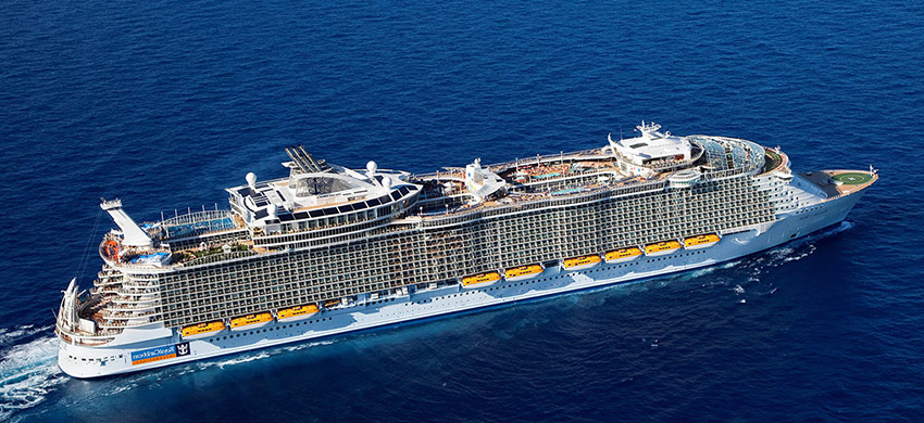 Royal Caribbean - Conditions des offres